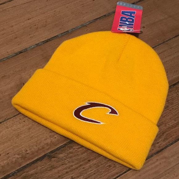 0949ba28081 Nba Accessories Cleveland Cavaliers Winter Hat Poshmark